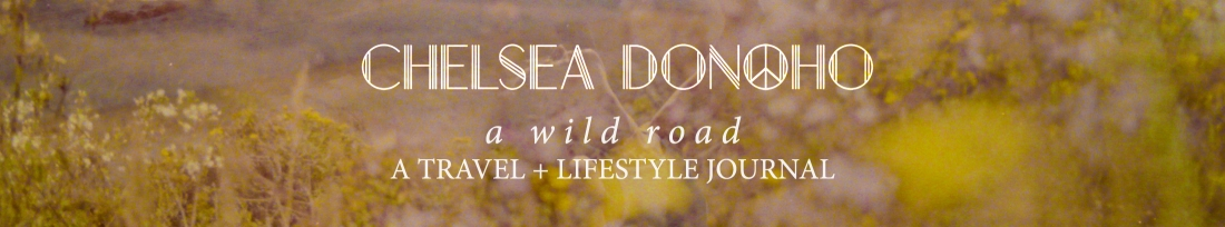 chelsea donoho >> photography ♢ travel ♢ creative vision logo